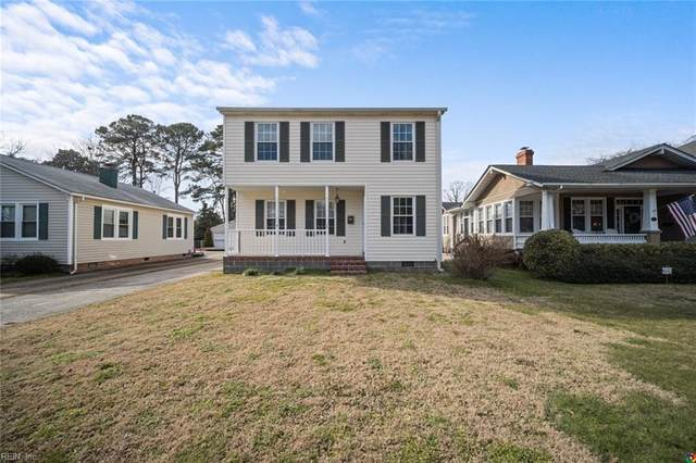 79 Algonquin Rd, Hampton, VA 23661 (#10358682) :: Atlantic Sotheby's International Realty