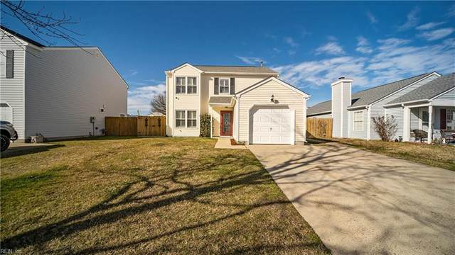 508 Woodshire Way Way, Virginia Beach, VA 23454 (#10358684) :: Berkshire Hathaway HomeServices Towne Realty
