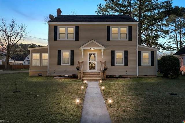4101 Arlington Place Pl, Portsmouth, VA 23707 (#10358686) :: Atlantic Sotheby's International Realty