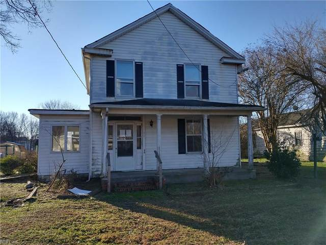 513 W Main St, Sussex County, VA 23890 (#10358701) :: Berkshire Hathaway HomeServices Towne Realty