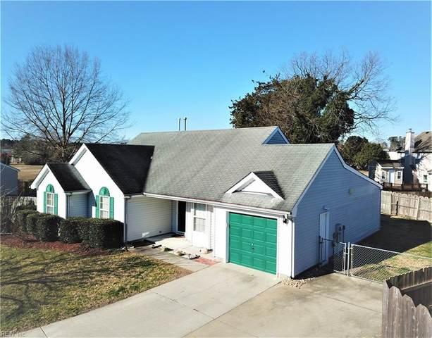 204 Rose Ash Way, Chesapeake, VA 23320 (#10358704) :: Rocket Real Estate