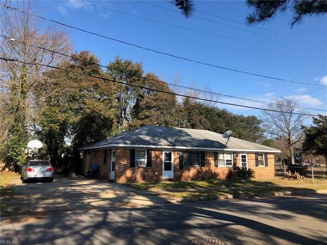 9333 Chelsea Ave, Norfolk, VA 23503 (#10358717) :: RE/MAX Central Realty