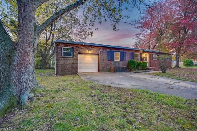 13 Tillerson Dr, Newport News, VA 23602 (#10358731) :: Rocket Real Estate