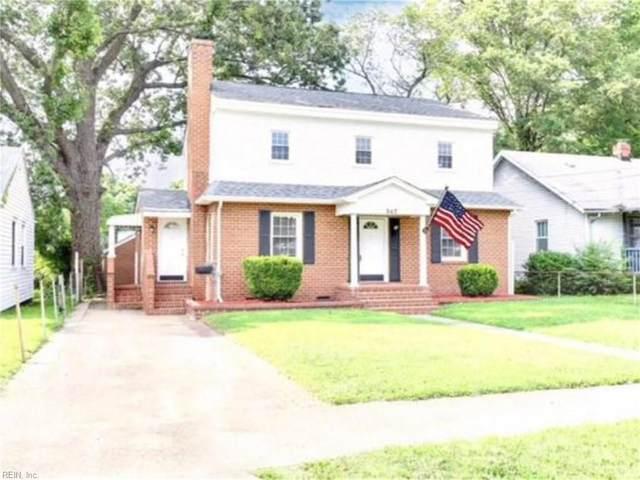 943 20th St, Newport News, VA 23607 (#10358735) :: Momentum Real Estate