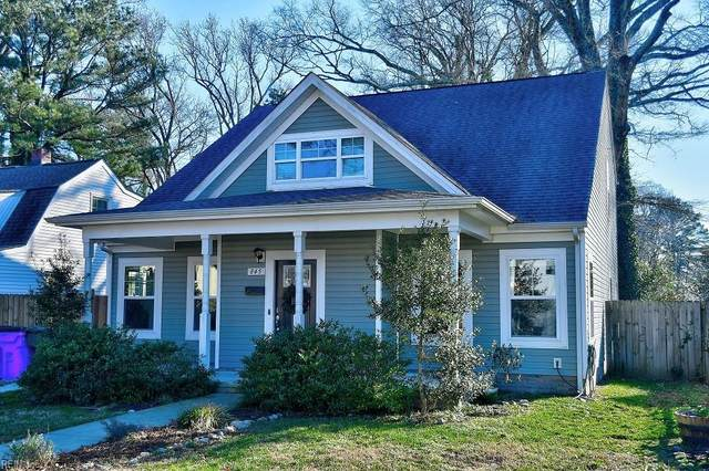 845 Marvin Ave, Norfolk, VA 23518 (#10358743) :: RE/MAX Central Realty