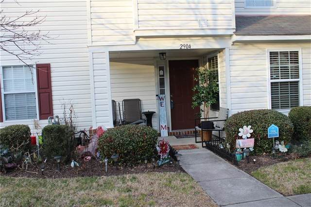 2904 Big Bend Dr #147, Chesapeake, VA 23321 (#10358757) :: Rocket Real Estate