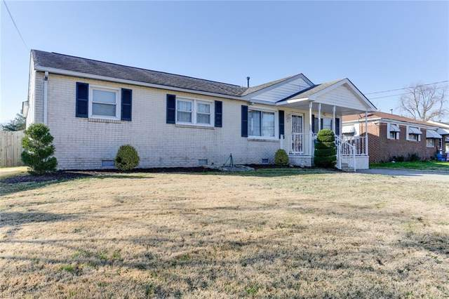 2012 Coral Ave, Chesapeake, VA 23324 (#10358758) :: RE/MAX Central Realty