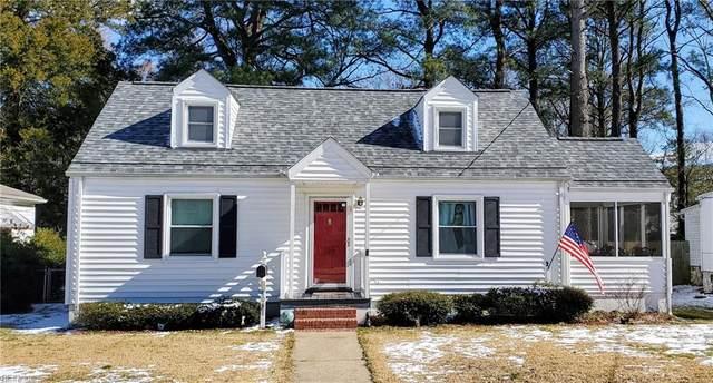 109 Patnor Dr, Portsmouth, VA 23701 (#10358775) :: Momentum Real Estate