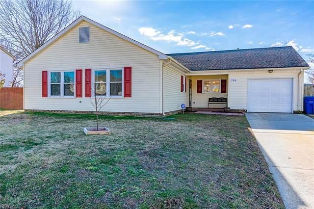 768 Terrace Dr, Newport News, VA 23601 (#10358785) :: Crescas Real Estate