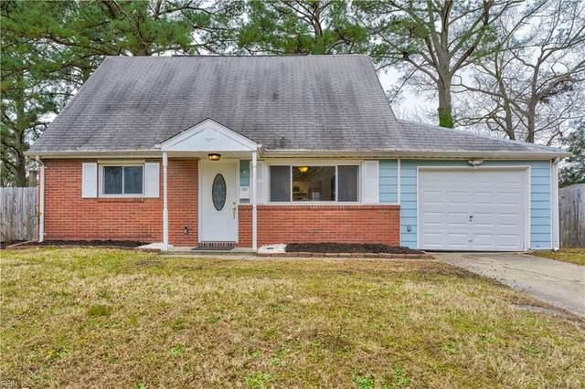 445 Coconut Ln, Virginia Beach, VA 23452 (#10358803) :: Momentum Real Estate