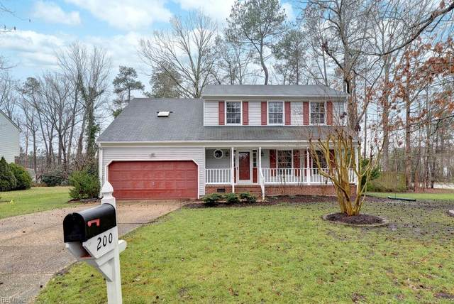 200 Willards Way, York County, VA 23693 (#10358819) :: Berkshire Hathaway HomeServices Towne Realty