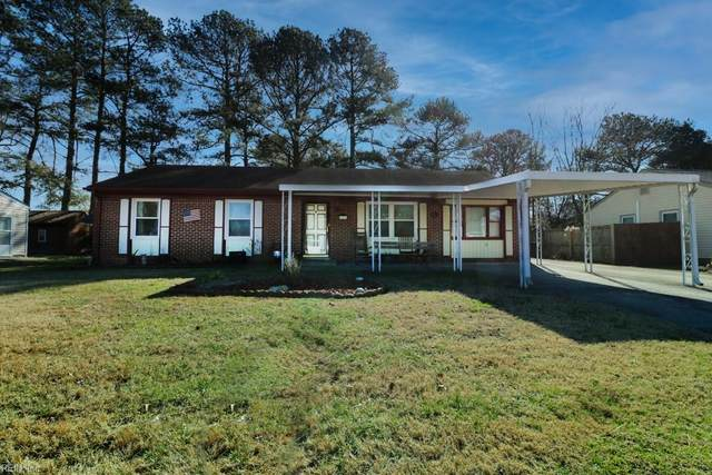 3113 Bomar Dr, Chesapeake, VA 23321 (#10358821) :: Rocket Real Estate