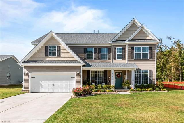 244 Manor Dr, Isle of Wight County, VA 23314 (#10358843) :: The Kris Weaver Real Estate Team