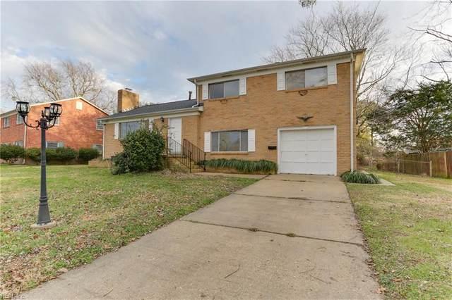 27 Wheatland Dr, Hampton, VA 23666 (#10358870) :: The Kris Weaver Real Estate Team