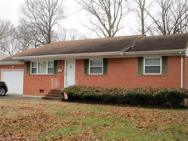 844 Chatsworth Dr, Newport News, VA 23601 (#10358887) :: Atkinson Realty