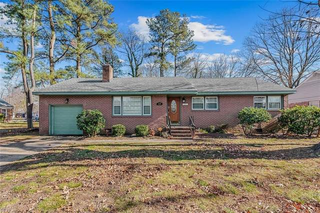 610 Macon Rd, Hampton, VA 23666 (#10358912) :: Atlantic Sotheby's International Realty