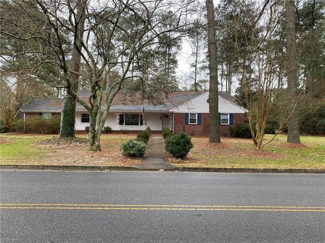 717 Fairview Dr, Franklin, VA 23851 (#10358925) :: Berkshire Hathaway HomeServices Towne Realty