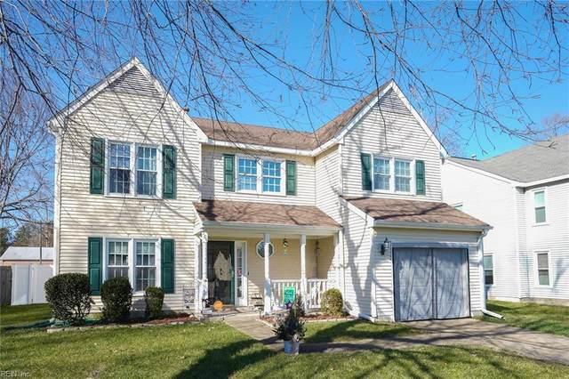 105 Sheffield Ln, York County, VA 23693 (#10358949) :: Berkshire Hathaway HomeServices Towne Realty