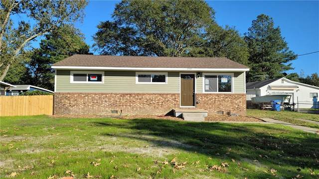 4709 Barger St, Chesapeake, VA 23320 (#10358953) :: Crescas Real Estate