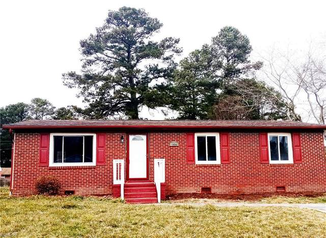 1006 Lake Kennedy Dr, Suffolk, VA 23434 (#10358962) :: Judy Reed Realty