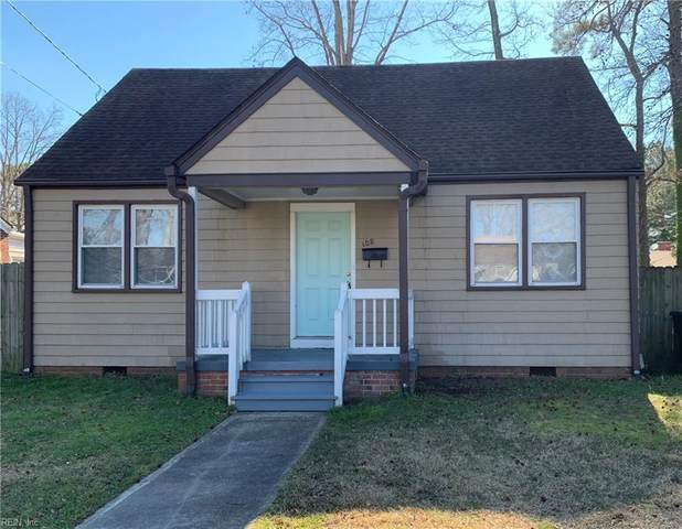 108 Channing Ave, Portsmouth, VA 23702 (#10358979) :: Berkshire Hathaway HomeServices Towne Realty