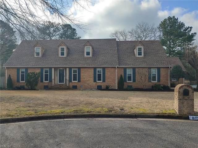 802 Heritage Point Ct, Chesapeake, VA 23322 (#10358996) :: Encompass Real Estate Solutions