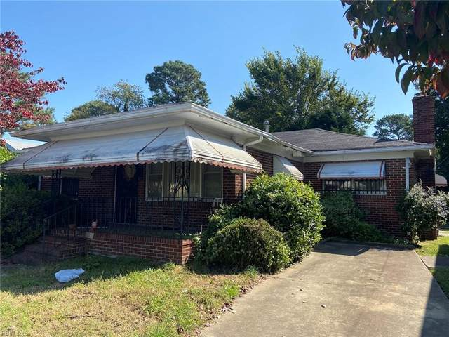 1525 Mt Vernon Ave, Portsmouth, VA 23707 (#10359009) :: RE/MAX Central Realty