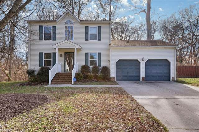 122 Saddle Dr, Newport News, VA 23602 (#10359011) :: Berkshire Hathaway HomeServices Towne Realty