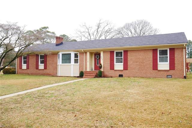 112 Bobby Jones Dr, Portsmouth, VA 23701 (#10359018) :: RE/MAX Central Realty