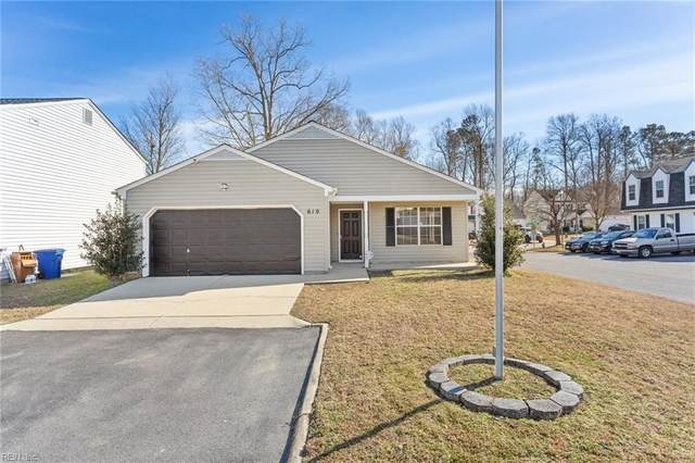 610 Blanton Dr, Newport News, VA 23602 (#10359065) :: Crescas Real Estate