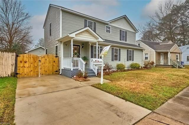 3845 Peterson St, Norfolk, VA 23513 (#10359091) :: RE/MAX Central Realty