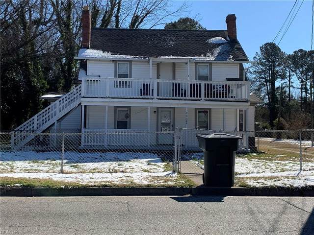 2508 Shell Rd, Hampton, VA 23661 (#10359119) :: Berkshire Hathaway HomeServices Towne Realty