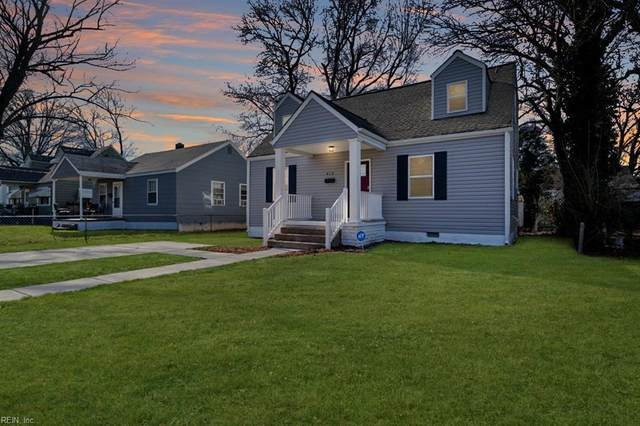 413 Worster Ave, Hampton, VA 23669 (#10359156) :: The Kris Weaver Real Estate Team
