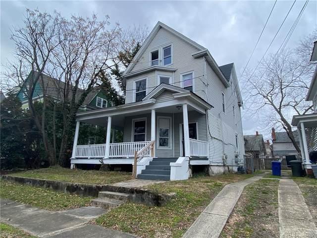 321 54th St, Newport News, VA 23607 (#10359167) :: Crescas Real Estate