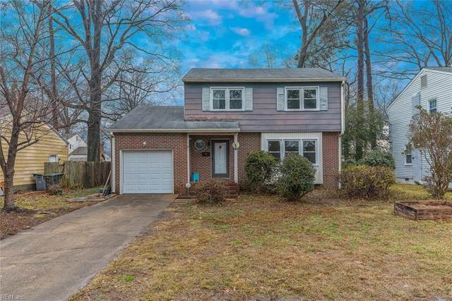 16 Scott Dr, Hampton, VA 23661 (#10359207) :: Atlantic Sotheby's International Realty