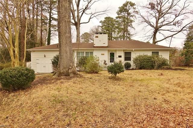 16 Downing Pl, Newport News, VA 23606 (#10359230) :: Crescas Real Estate