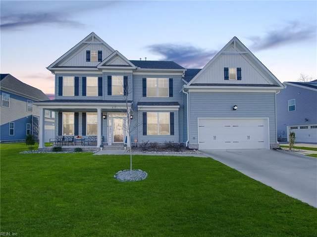 813 Minna Ln, Chesapeake, VA 23322 (#10359235) :: Austin James Realty LLC
