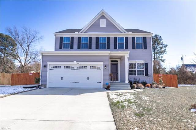 304 Windemere Rd, Newport News, VA 23602 (#10359283) :: Tom Milan Team