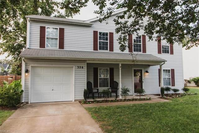 326 Peach Tree Cres, Newport News, VA 23602 (#10359293) :: Atkinson Realty