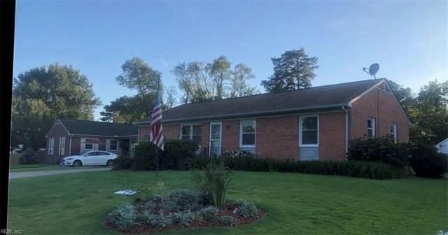 711 Lucas Creek Rd, Newport News, VA 23602 (#10359297) :: Atkinson Realty