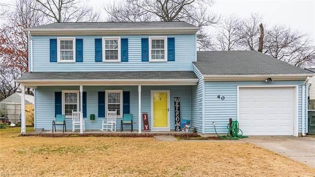 40 Lake Field Xing, Hampton, VA 23666 (#10359298) :: Crescas Real Estate
