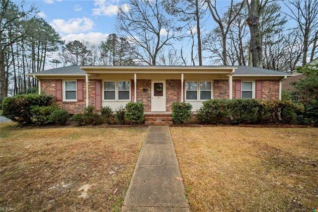 60 Huxley Pl, Newport News, VA 23606 (#10359299) :: Encompass Real Estate Solutions