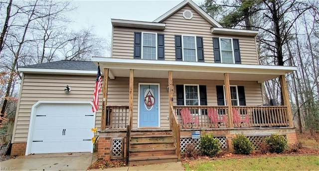 128 Pine View Dr, Middlesex County, VA 23071 (#10359309) :: Abbitt Realty Co.