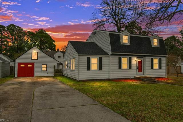 821 Gay Ave, Portsmouth, VA 23701 (#10359316) :: Crescas Real Estate