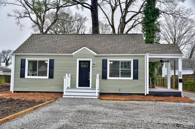 960 Sheppard Ave, Norfolk, VA 23518 (#10359338) :: Crescas Real Estate