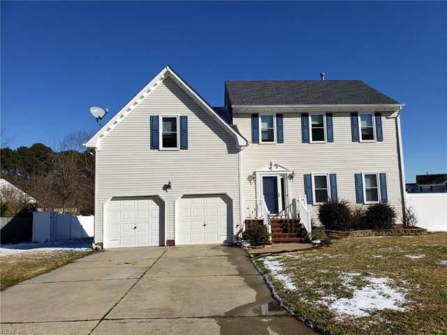 806 Essex Park Dr, Hampton, VA 23669 (#10359457) :: Avalon Real Estate