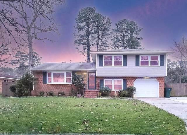726 Jouett Dr, Newport News, VA 23608 (#10359554) :: Momentum Real Estate