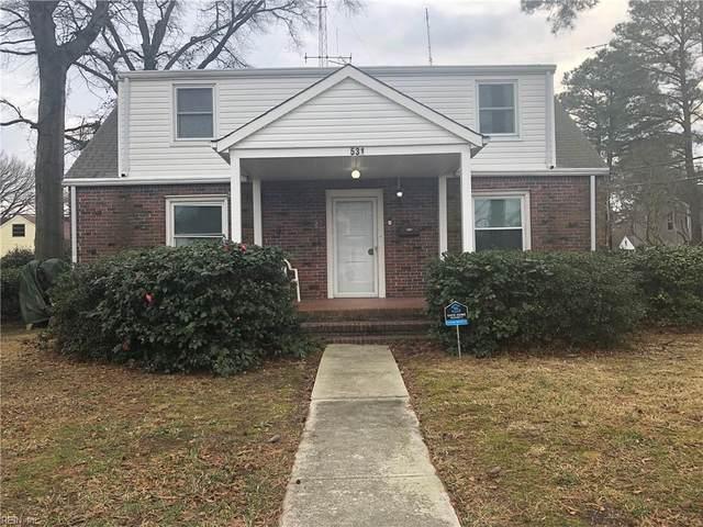 531 Burleigh Ave, Norfolk, VA 23505 (#10359569) :: Crescas Real Estate