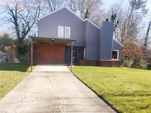 206 Wells Rd, Newport News, VA 23602 (MLS #10359668) :: AtCoastal Realty