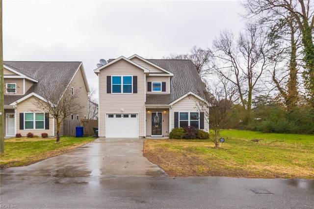 209 Wall St, Portsmouth, VA 23702 (#10359697) :: Crescas Real Estate